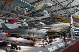 Aviation Museum Kbely - admission is free of charge for everybody. To get to the museum take bus No. 185, 259, 280, 302, 375, 376 – 10 minutes from Letňany underground station (stop Letecké museum).#prague#child#family#czech#fun#child-friendly#holiday#free