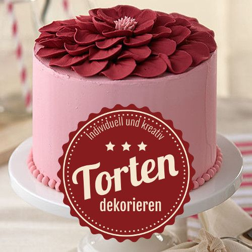 1000 ideas about torten dekorieren on pinterest fondant fondant rose and kuchendeko. Black Bedroom Furniture Sets. Home Design Ideas