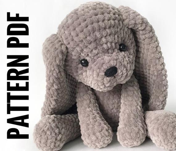 25 Free Amigurumi Dog Crochet Patterns to Download Now! | 489x570