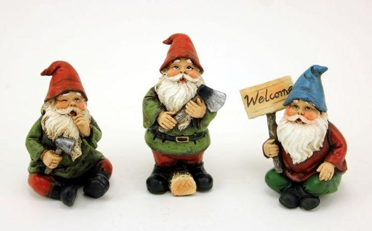 Mini Forest Gnomes - Jensen Nursery and Garden Centre