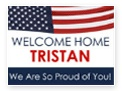 FREE BANNERS & JUMBO CARDS - Build A Sign has given away over 150,000 free banners and jumbo cards to support our Troops at home and abroad. Just pay shipping costs. www.operationwearehere.com