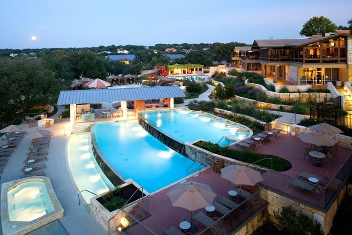 Lakeway resort austin texas it 39 s a beautiful world for Spas and resorts in texas