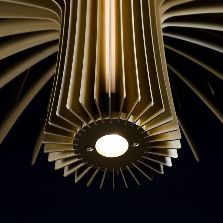 Close view of Shroom by Karice. #lightingdesign #interiordesign #design