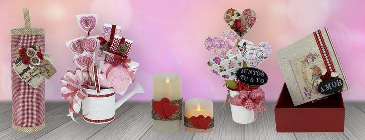 Se acerca el día más romantico del año !! No pierdas la oportunidad de darle un gran detalle