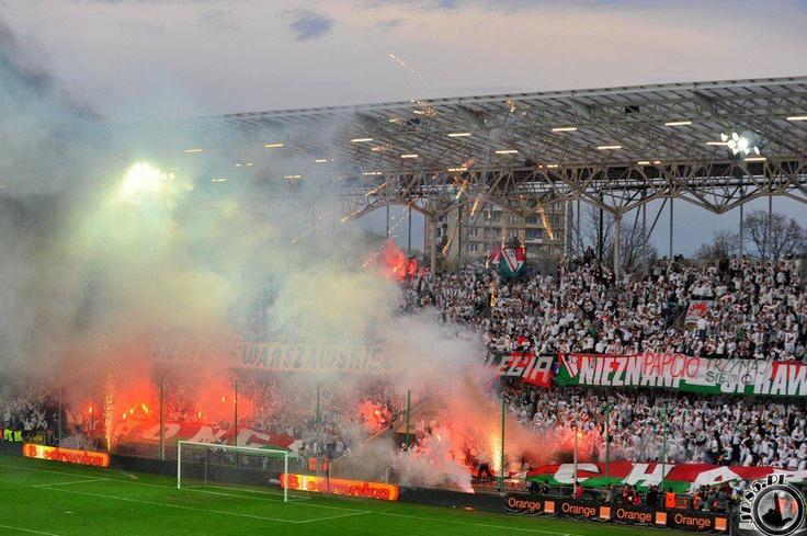 Legia Warszawa wins the Cup of Poland 24/04/2012