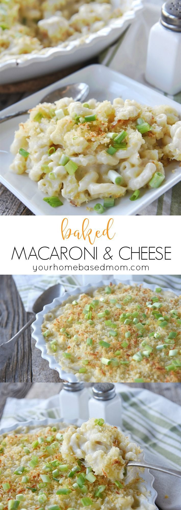 how to make baked macaroni and cheese easy