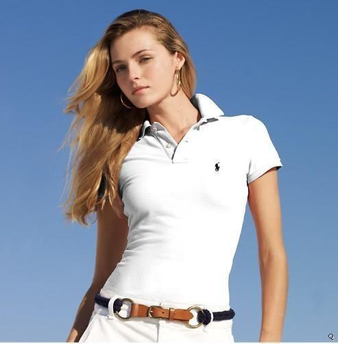 Ralph Lauren Womens Short Polo T Shirts Wholesale Outlet Online