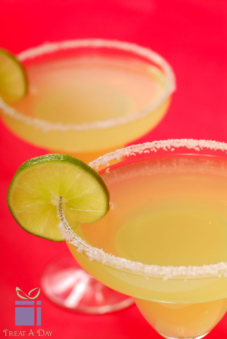 Two great holidays in a row, Fat Tuesday yesterday and National Margarita Day today. Treat yourself to round two! Frozen or on the rocks, cheers!