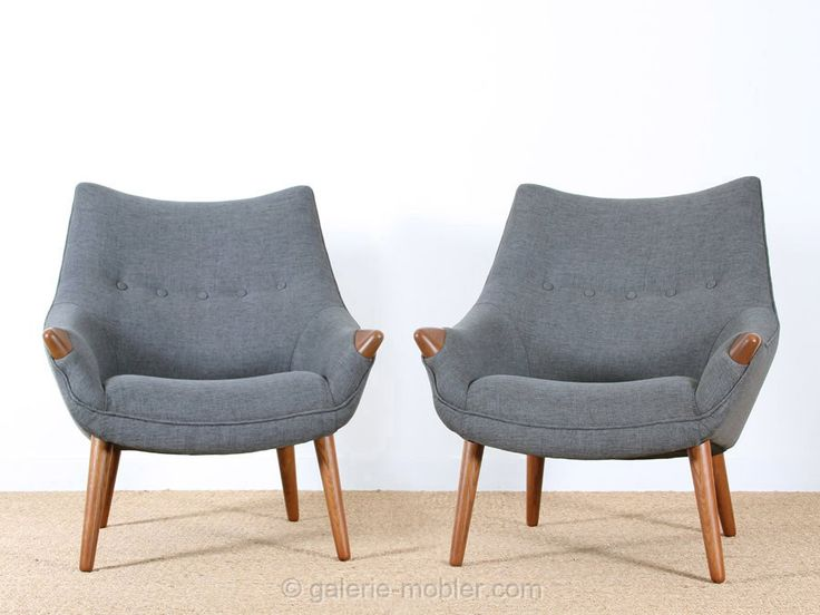 Les 25 meilleures id es concernant fauteuil scandinave sur for Salon 4 fauteuils