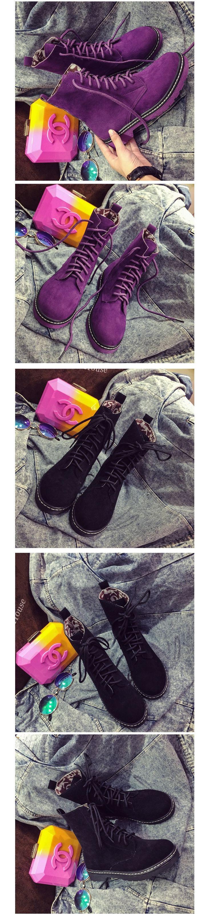 Aliexpress.com: Comprar 2016 Nuevos Zapatos de Invierno Rouund Cargadores de la Nieve para Las Mujeres de Moda Martin Botas de Algodón Zapatos Calientes Mujeres Pink Motorcycle Boots Square talón de bota zapato secador fiable proveedores en Qian Fashion shoe store