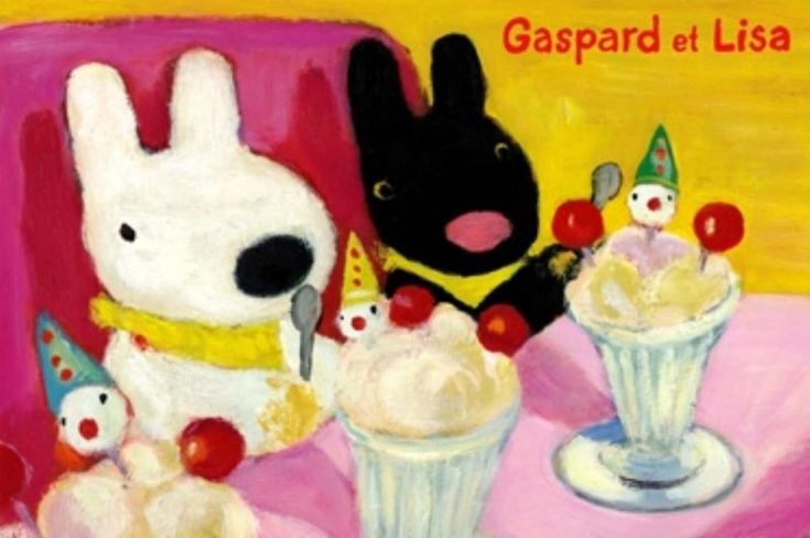 love gaspard  lisa's adventures!