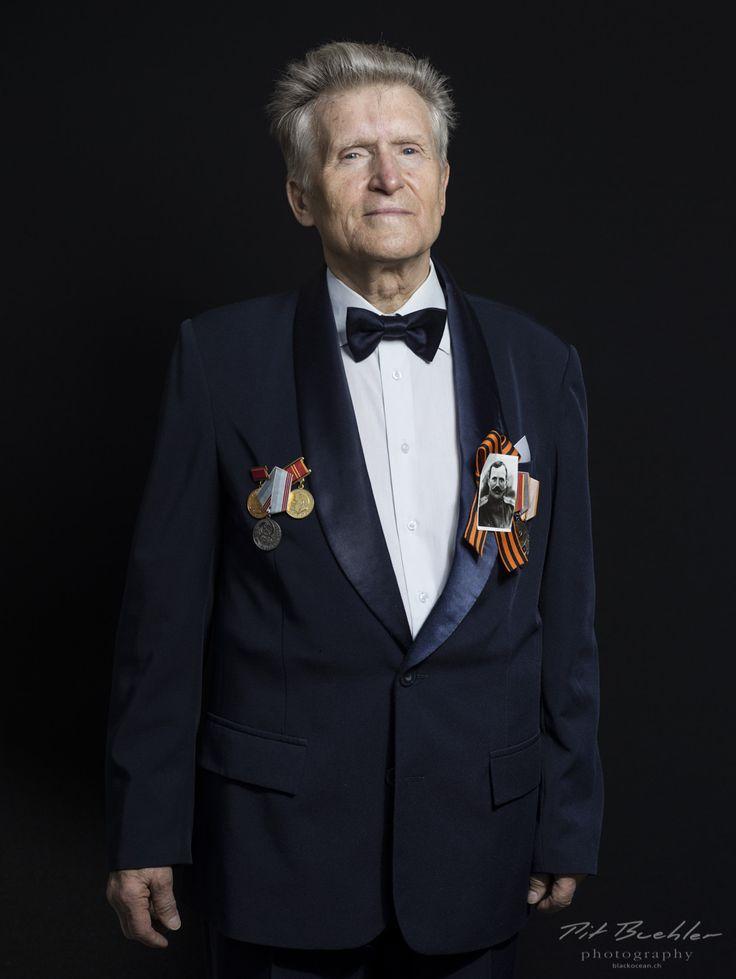 Vadim Nikolavick  Pit Buehler Photography | Russian War Veterans