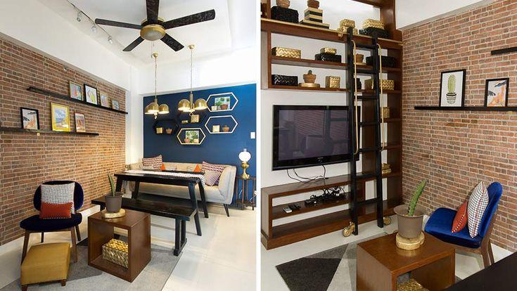 A 48sqm Mid-Century Modern Condo Home | RL