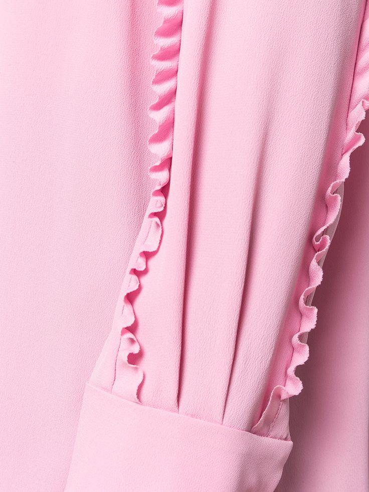 Nº21 блузка с бантом