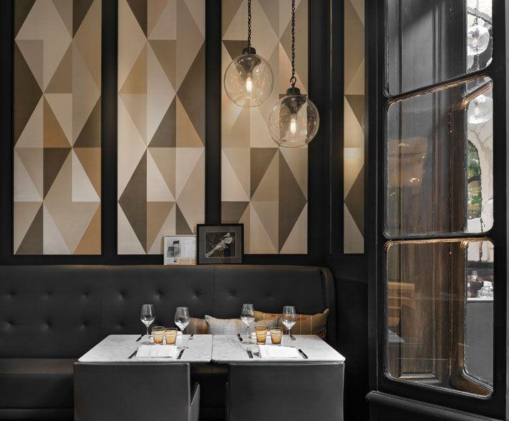 Charles Zana Designs The New Café Artcurial | Yatzer