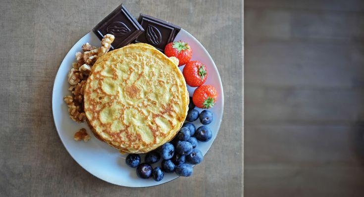 Het beste recept voor eiwit pannenkoeken, zonder whey, met havermout en cottage cheese. Top recept voor na je workout!