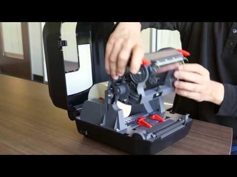 Honeywell PC42T -Thermal Transfer label printer
