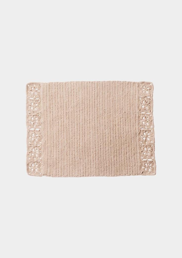 17 Best Images About Crochet Placemats On Pinterest