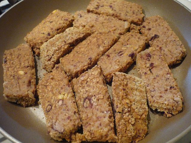 Polpettone di cous cous e legumi – Ricette Vegan – Vegane – Cruelty Free