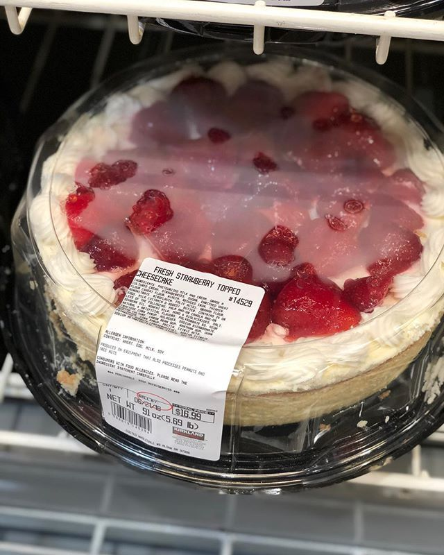 One Of My Favorite Desserts At Costco Havent Seen The
