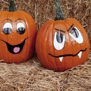 Halloween is an exciting time of year filled with scary, spooky fun. This year, add some festive ambiance to your home with painted Halloween Pumpkins. Painted pumpkins are safer and easier to make and display than jack-o-lanterns are, making a perfect holiday craft for young children, busy grown-ups and casual crafters alike. All you need to...