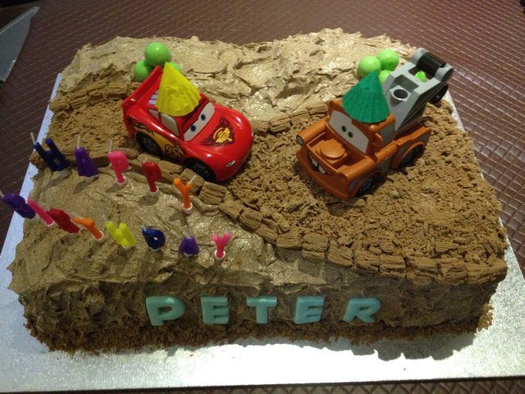 2nd bday cake