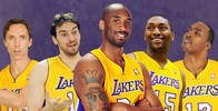 Los Angeles LakersThe Lakers, Los Angeles Lakers, Dreams Team, Art Los, Dream Team, Angels Lakers Welness, Los Angels, Lakers My Teams And Sports, Foxes Sports