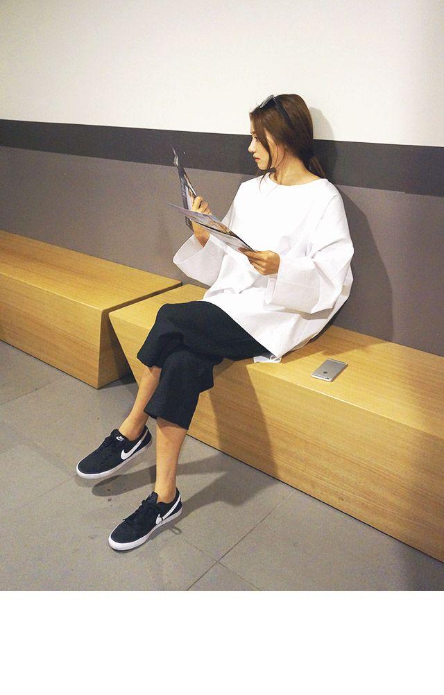 당신의 스타일난다!! - boxy blouse korean way