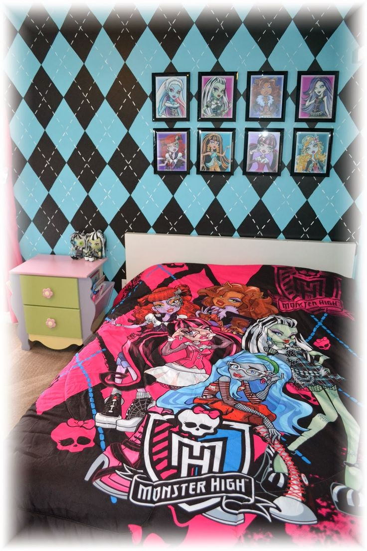 17 best ideas about monster high bedroom on pinterest 1000 ideas about monster high bedroom on pinterest