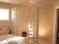 Glass Block Bathroom Ideas 76 best bathrooms with glass block images on pinterest | bathroom