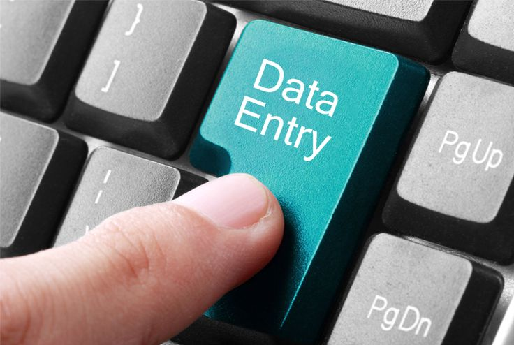 Data entry job for freshers in USA.
