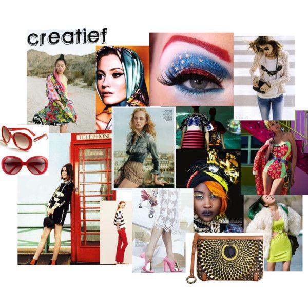 #Kledingstijl #Creatief  Deze kledingstijl kenmerkt zich door de volgende woorden: kunstzinnig – apart- origineel – kleding als kunstvorm – kleurrijk – voorloper.