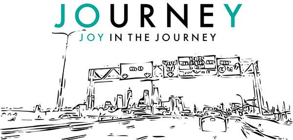 Joy in the Journey - blog brand on Behance