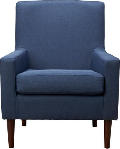 navy blue accent chairs saucer chair target emma color inspiration pinterest and art van
