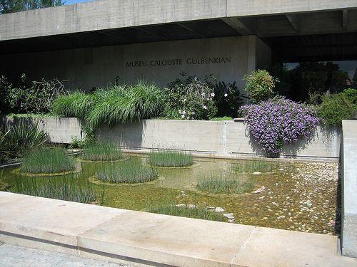 gulbenkian museum, lisbon