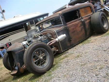 What is a Rat Rod
