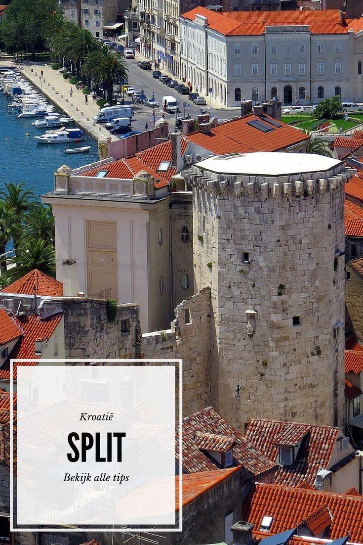 Split (Kroatië), stad van lekker eten, geweldige cultuur, mooie stranden en natuur. Genieten! Bekijk alle tips over Split, Kroatië.