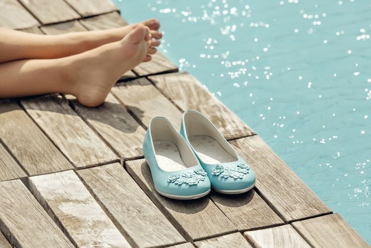 Shoes aren't just shoes, They help you take that extra foot forward in life - with confidence and style. :)