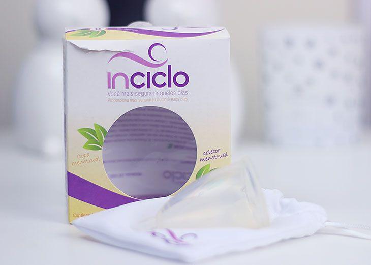 Marcas de coletor menstrual: comparação entre Inciclo e Fleurity