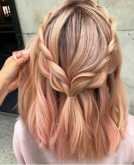 30 Braided Hairstyles for Short Hair