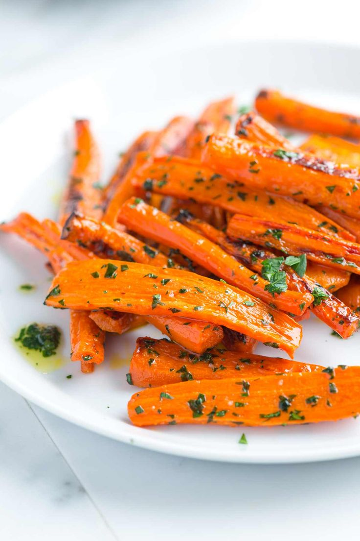 How to Easily Make Roasted Carrots at Home