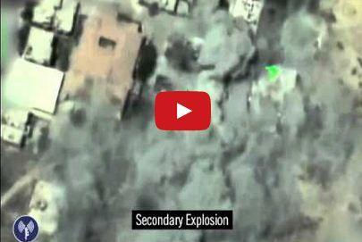 Assistam neste vídeo a tática do Hamas em utilizar hospitais de Gaza como base para ataques.