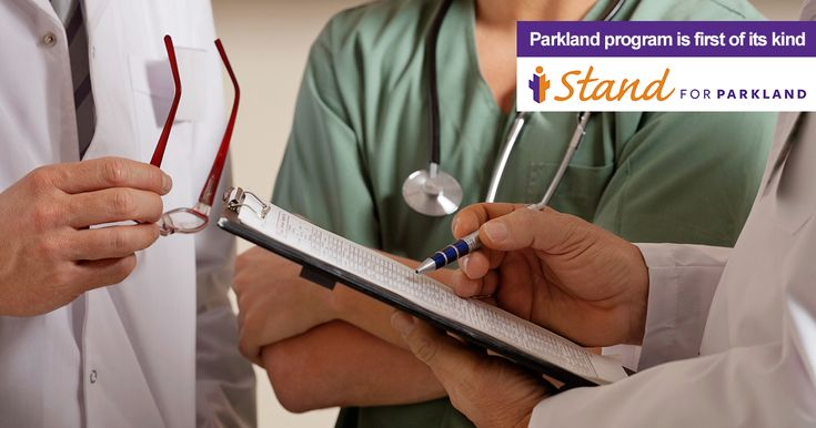 In providing healthcare services for inmates in the Dallas County Jail, Parkland Hospital leaders saw an opportunity to create a unique nurse residency program believed to be the first of its kind. www.IStandforParkland.org/Residency