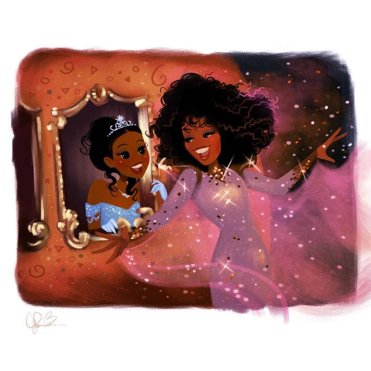 Whitney Houston ✨ everyone's favorite fairy godmother with Brandy - Rogers & Hammerstein's Cinderella