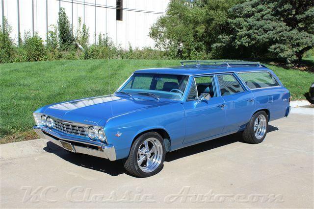 1967 Шевроле Малибу универсал для продажи, мышцы автомобилей, Коллекционер, антикварный, и ретро-автомобили, Стрит-роды, Хот-роды, рэт-роды, и грузовых автомобилей на продажу по КС классический авто в heartland, Среднем Западе США, Канзас-Сити, классический и мышцы автосалон, музей и хранения