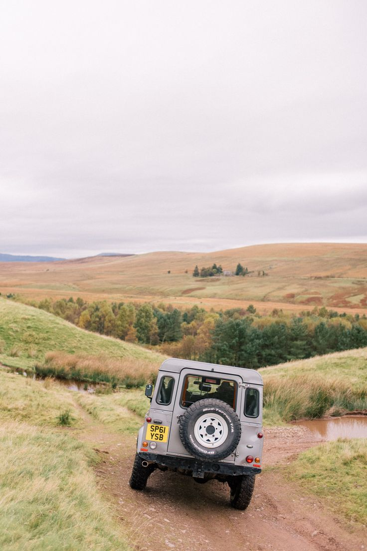 Scotland Off Road Driving Course