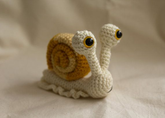 Hey, I found this really awesome Etsy listing at https://www.etsy.com/listing/265549120/snail-amigurumi-pattern