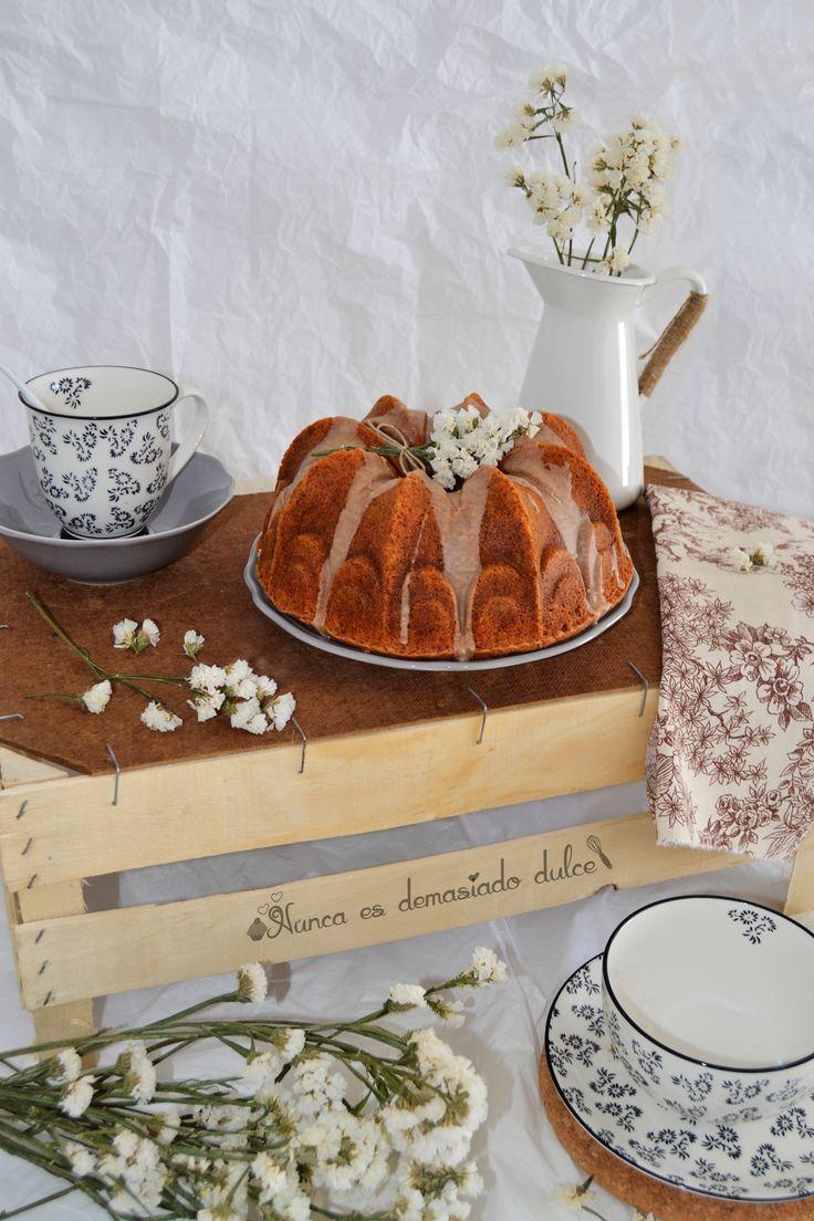 Bundt Cake de Naranja, Canela y Azahar                                                                                                                                                                                 Más