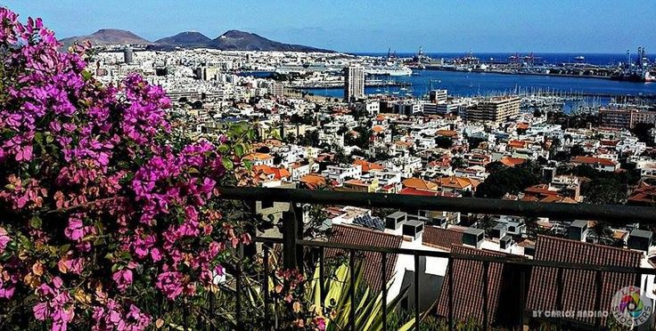 Ciudad jardín, Las Palmas de Gran Canaria, Spain