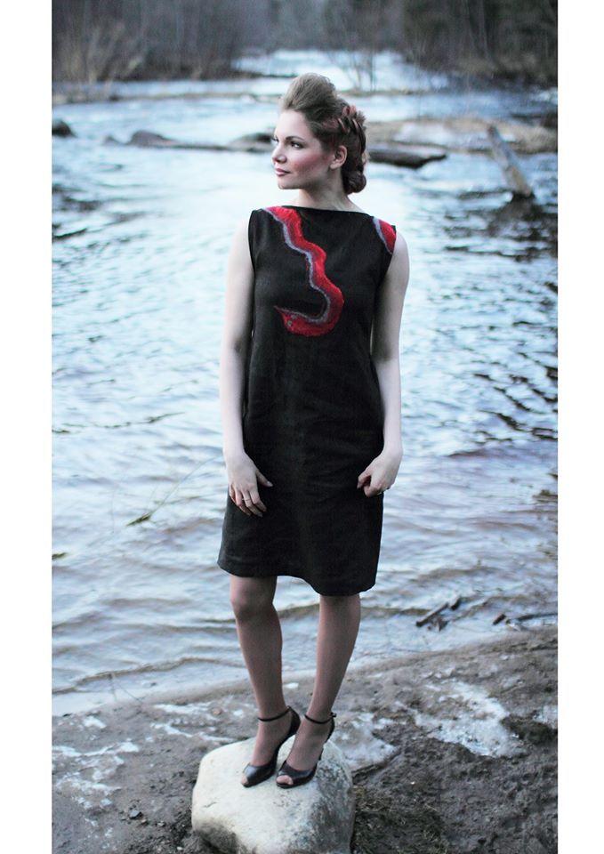 """Dress """"LEMMYZ (Fire Snake)"""""""